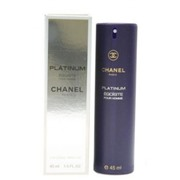 Компакт парфюм Chanel «Platinum Egoiste» 45 ml men