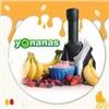 Аппарат для приготовления мороженого из фруктов и ягод Yonanas Frozen Treat Maker
