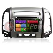 Автомагнитола Redpower 21008 Hyundai Santa Fe (-2012)