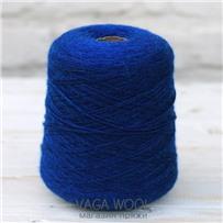 Пряжа Napy - бэби альпака, Синий яркий, 100м/50г, Lama Lima