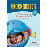 blockbuster 4  workbook - рабочая тетрадь & grammar international