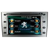 Штатное головное устройство Incar CHR-2308BL для PEUGEOT