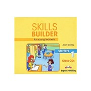 Skills Builder for Young Learners (Revised - 2018 Exam) Starters 1 Class Audio CD