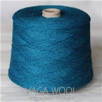 Пряжа Coast Зимородок 079, 350м в 50г, Knoll Yarns, Kingfisher