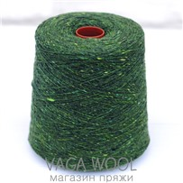 Пряжа Твид Soft Donegal Трава  5525, 190м в 50 г. Knoll Yarns, Graney