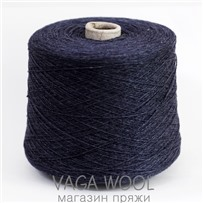 Пряжа Coast Деним 023, 350м в 50г, Knoll Yarns, Denim
