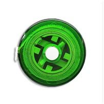 Сантиметр-рулетка цвет Зелёный, KA Seeknit, Green, 06206