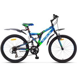 "Велосипед Stels Mustang 24"" V, интернет-магазин Sportcoast.ru"