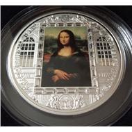 Леонардо да Винчи Мона Лиза 2016