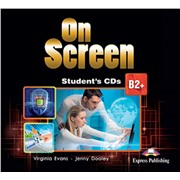 On screen b2+ student's cd - комлпект дисков для занятий дома (set 2)