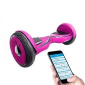 Гироскутер Smart balance wheel 10.5 new Premium розовый
