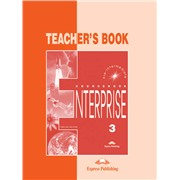 enterprise 3 teacher's book - книга для учителя (new)
