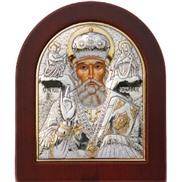 """Икона """"св. Николай Чудотворец"""" на дереве"""
