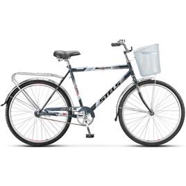 "Велосипед Stels Navigator 26"" 210 Gent V010  (с корзиной), интернет-магазин Sportcoast.ru"