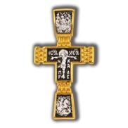 Распятие Христово. Святая Троица. Вмч. Георгий Победоносец. Покров Пресвятой Богородицы. Архангелы Михаил и Гавриил. Православный крест.