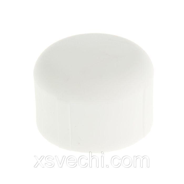 Заглушка полипропиленовая VALFEX, d=40 мм