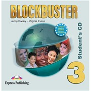 Blockbuster 3. Student's Audio CD. Pre-Intermediate. Аудио CD для работы дома
