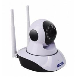 Escam Поворотная IP камера ESCAM G02 (720p) с двойной антенной Wi-Fi