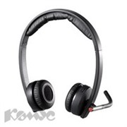 Гарнитура Logitech Wireless Headset Dual H820e (981-000517)