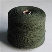 Пряжа City, 022 Дремучий лес, 191м/50гр, шерсть ягнёнка, шёлк, Vaga Wool