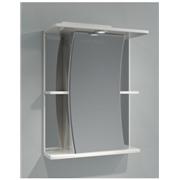 Зеркальный шкаф парус 55 с подсветкой
