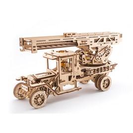 UGears 3D-пазл механический Ugears - Пожарная лестница