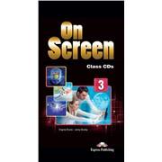On screen 3 Class CDs - диски для занятий в классе(set 5)