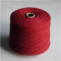 Пряжа City, 002 Вишнёвое варенье, 191м/50г, шерсть ягнёнка, шёлк, Vaga Wool