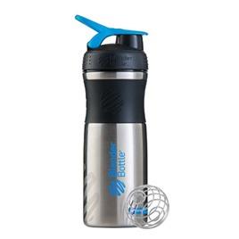 Бутылка-шейкер спортивная Sportmixer Twist из нержавеющей стали