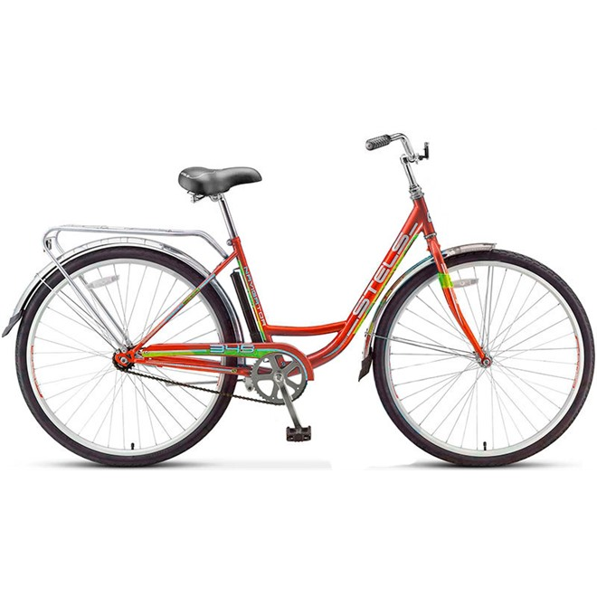 "Велосипед Stels Navigator 28"" 345 Z010/Z011 (с корзиной), интернет-магазин Sportcoast.ru"