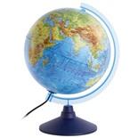 Глобус физический/политический Globen d250 мм с подсветкой INT12500284