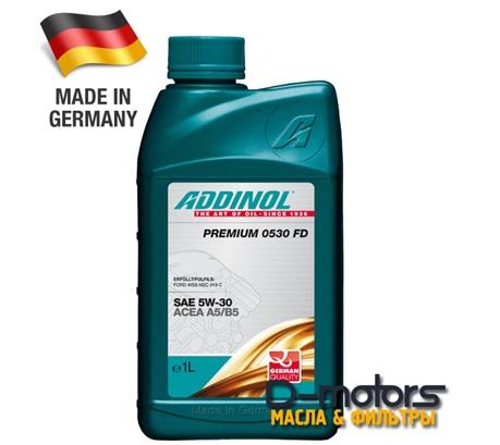 ADDINOL PREMIUM 0530 FD 5W-30 (1л)