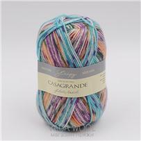 Пряжа Stripy цвет 555, 210м/50г, Casagrande