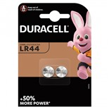 Батарейки алкалиновые Duracell LR44 (V13GA) 2 шт 81488664