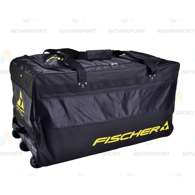 Баул Fischer на колесах вратарский Goalie Bag SR, интернет-магазин Sportcoast.ru