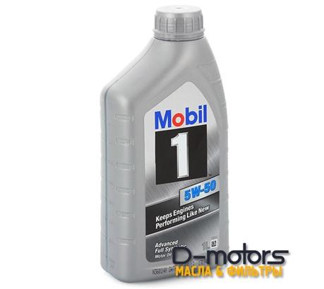 MOBIL 1 5W-50 (1л.)
