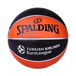 Мяч баскетбольный Euroleague Logo TF-150 73-985Z, №7