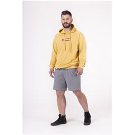 Ne Red Label hoodie цв.горчичный
