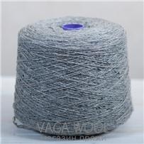 Пряжа Твид-мохер, Серебряный колокольчик 2704, 200м/50г Knoll Yarns, Mohair Tweed, Silver Bell