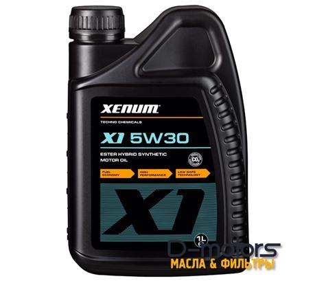 XENUM X1 5W-30 (1л.)