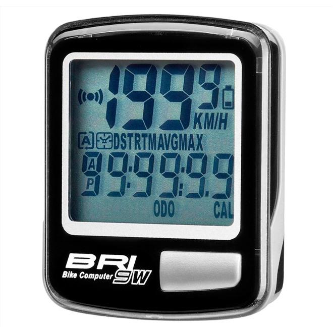 Велокомпьютер BRI-9W, интернет-магазин Sportcoast.ru