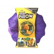 Подушка-трансформер для путешествий Total Pillow (Тотал Пиллоу) Фиолетовая