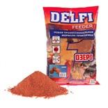 Прикормка Delfi Feeder Озеро 800г Анис DFG-358