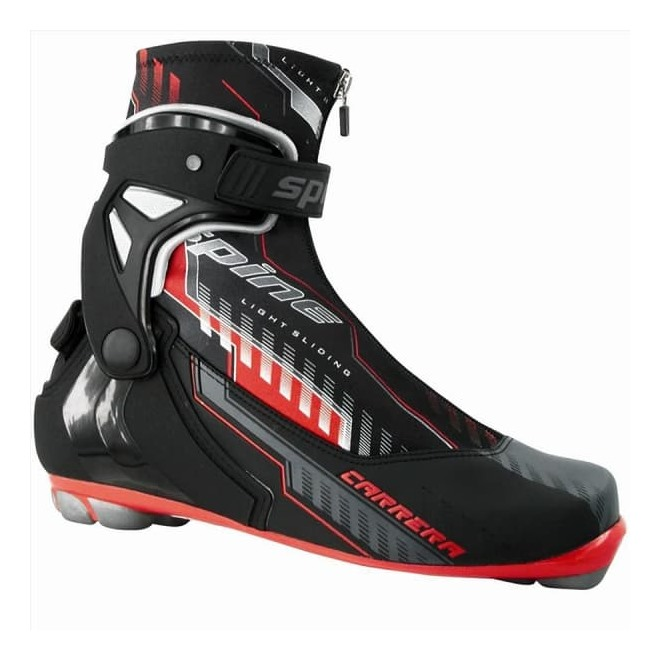 Ботинки NNN SPINE Carrera Carbon 197K 37р., интернет-магазин Sportcoast.ru