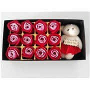 Подарочный набор Sweet Love красный