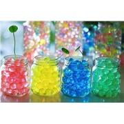 Гидрогелевые шарики (растущие в воде)