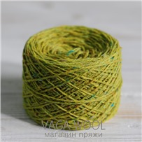 Пряжа Твид Modern, Лимон, 150м/50г, Vaga Wool
