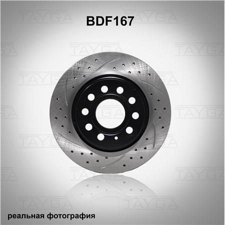 BDF167 - ПЕРЕДНИЕ