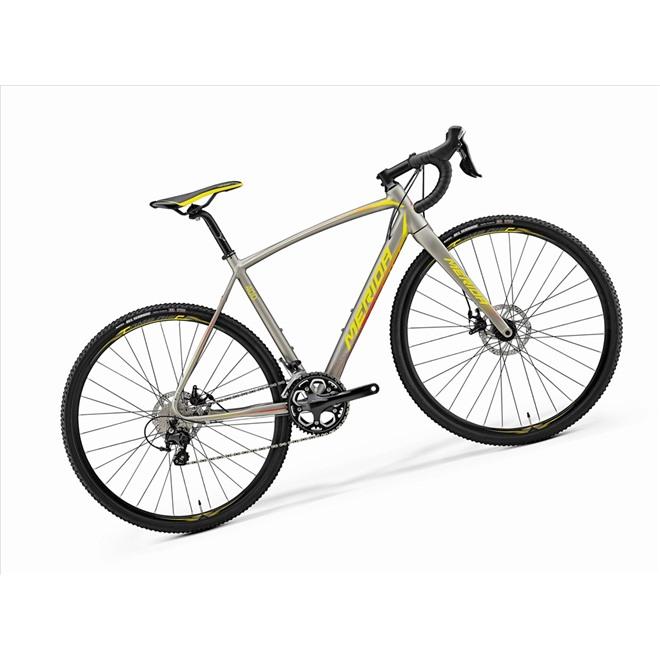 Велосипед Merida CycloCross 400 (2018), интернет-магазин Sportcoast.ru