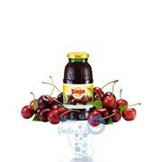 Вишневый сок Pago ёмкостью 0,2л - в упаковке 24шт.